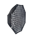 Phottix 2IN1 OCTAGON SOFTBOX WITH GRID 122CM