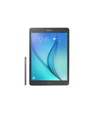 Samsung Galaxy Tab A P555 with S Pen - 9.7 Inch 4G LTE,  White