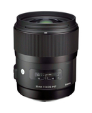 Sigma 35mm f/1.4 DG HSM Art Lens for Nikon DSLR Cameras