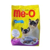 MeO Seafood Adult Cat Dry Food, 450 gms