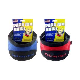 Petsport USA Pack My Bowl, assorted