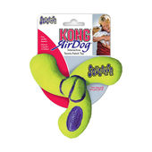 Kong Air Dog Fan Shaped Dog Toy, medium