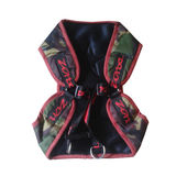 Zorba Designer Camouflage Body Harness for Large Dogs, 28 inch