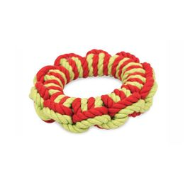 Pet Brands UK Marine Life Ring Rope Dog Toy, universal
