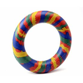 Kennel Thick Solid Rubber Dog Play Ring, large
