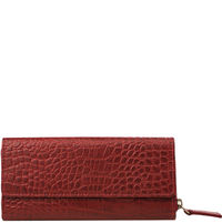 526, croco,  red