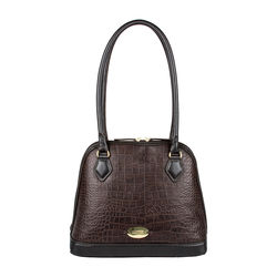 EE CLEO 01, croco,  brown