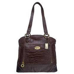 LUNA 01, croco,  brown