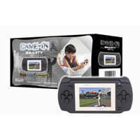 MITASHI GAME SMARTY BLACK, black