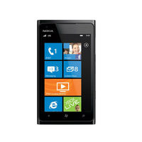 NOKIA MOBILE LUMIA 900 BLACK