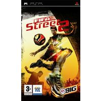 FIFA Street 2, psp