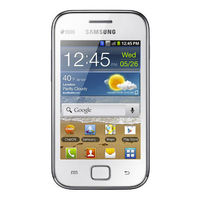 SAMSUNG MOBILE GALAXY ACE DUOS S6802 WHITE