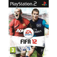 FIFA 12, ps2