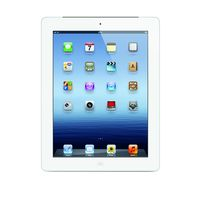 The new iPad With WI-FI+ 4G (16GB, White)