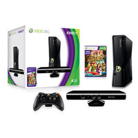XBOX 360 SLIM STD CONSOLE 250GB WITH KINNECT BUNDLE