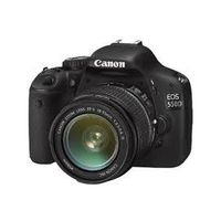 Canon Camera DSLR- EOS 550D18- 55MMIS, black