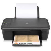 HP PRINTER AIO DESKJET 1050, black