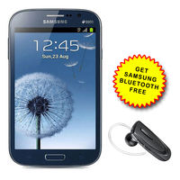 SAMSUNG MOBILE GALAXY GRAND I9082 BLUE