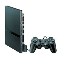 SONY PLAY STATION PS2 90004, black