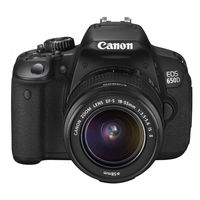 CANON DSLR EOS650D 18-55MMIS II