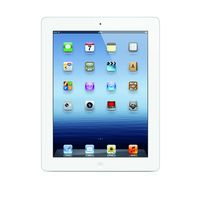 The new iPad With WI-FI (16GB, White)