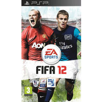 FIFA 12, psp