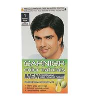 GARNIER COLOR NATURALS MEN HAIR COLOR 1 NATURAL BLACK