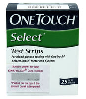 ONE TOUCH SELECT 25S STRIP