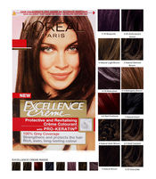 L'OREAL PARIS EXCELLENCE HAIR COLOR SHADE NO 3 NATURAL DARKEST BROWN