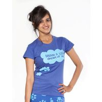 Dreams - Tee, s, reflex blue