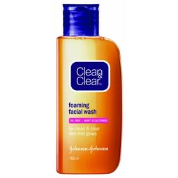 Clean & Clear Foaming Facial Wash, 150ml