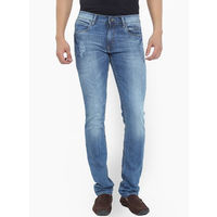 LIVE IN Slim Fit Jeans, 36,  blue