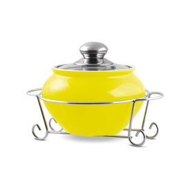 party perfect aroma casserole 1000ml - Treo - Ceramic - Table Serve