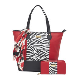 ESBEDA Ladies Handbag G-183-6,  red