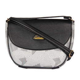 ESBEDA LADIES SLING BAG GR241016,  black