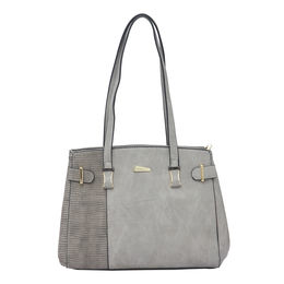 ESBEDA LADIES HANDBAG 18649,  grey