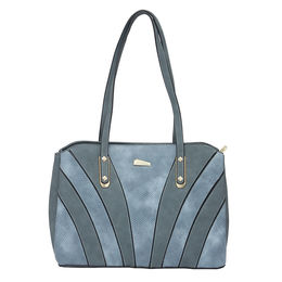 ESBEDA LADIES HANDBAG 18723,  blue