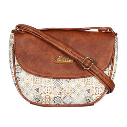 ESBEDA LADIES SLING BAG GR241016,  tan