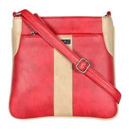 ESBEDA LADIES SLING BAG MS311016,  red
