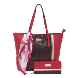 ESBEDA Ladies Handbag G-164,  red