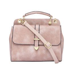 ESBEDA LADIES HANDBAG 7072-2,  pink