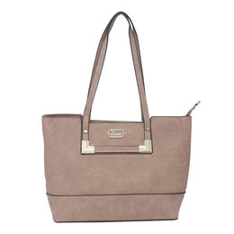 ESBEDA LADIES HANDBAG 18578,  cream