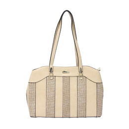 ESBEDA LADIES HANDBAG 18642,  apricot