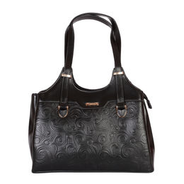 ESBEDA Ladies Hand Bag 18079,  black