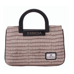 ESBEDA CLUTCH - 8141003,  grey, one size
