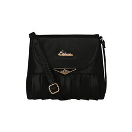 Esbeda Ladies Sling Bag GU160916,  black