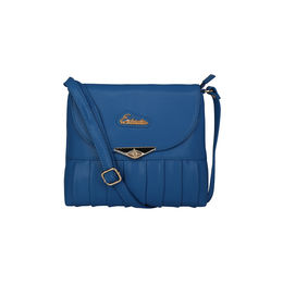 Esbeda Ladies Sling Bag GU160916,  dark blue