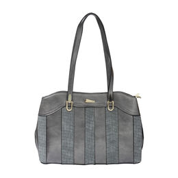 ESBEDA LADIES HANDBAG 18642,  grey