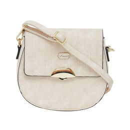 ESBEDA LADIES SLING BAG 18716-2,  beige