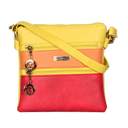 ESBEDA SLING BAG MA220916,  yellow